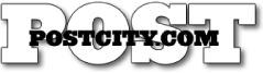Post City Magazine logo
